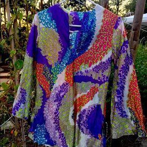 Hippie Boho long sleeve shirt